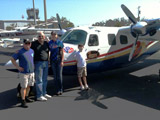VP Racing Fuels Helps Pilots Fly Supplies to Earthquake Victims Key West, FL. (c) greekdragster.com - The Greek Drag Racing Site, since 2001.