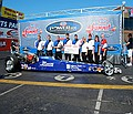 TEAM SYCAMORE RACING - INDIANA STATE UNIVERSITY (c) greekdragster.com - The Greek Drag Racing Site