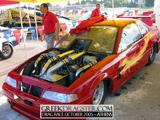 �������� ����� - BMW V8 © greekdragster.com - The Greek Dragster Site