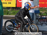 ΜΙΧΑΗΛΙΔΗΣ ΣΑΒΒΑΣ - HONDA C50 NITRO © greekdragster.com - The Greek Dragster Site