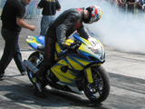 �������� ������� - GSXR 1000 © greekdragster.com - The Greek Dragster Site