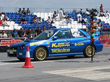 ����������� ����� - SUBARU IMPREZA WRX © greekdragster.com - The Greek Dragster Site