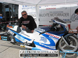 ������������� ������ - SUZUKI PROSTOCK © greekdragster.com - The Greek Dragster Site
