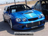���������� ��������� - TOYOTA CELICA GT4 © greekdragster.com - The Greek Dragster Site